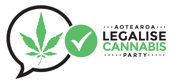 The Cannabis Party Logo