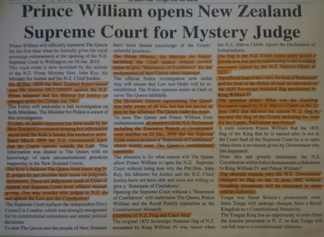 2010-01-18 prince william to open nz supreme court